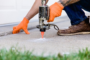Contact Carolina Basement Systems for Concrete Leveling